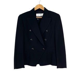Linda Allard Ellen Tracy Size 2 Vintage Blazer XS
